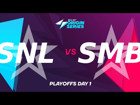 WR:OS August Cup Finals Day 1 SNL vs SMB - Group B