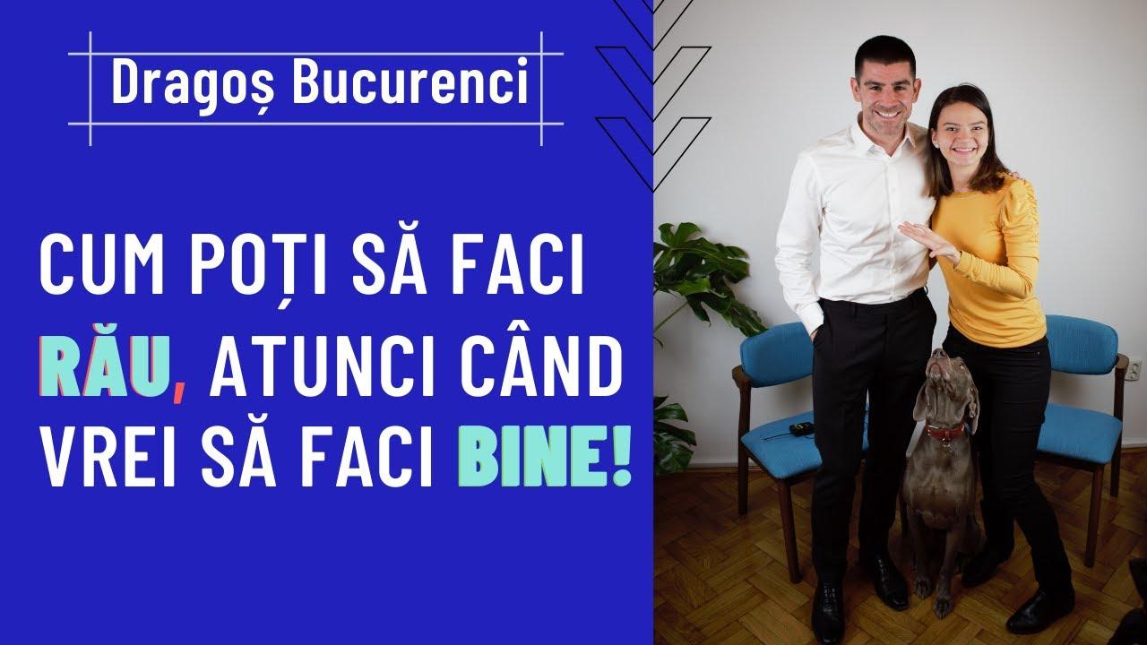Voluntariatul de specialitate - cu Dragos Bucurenci