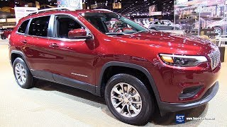 2018 Jeep Cherokee Latitude Plus - Exterior and Interior Walkaround - 2018 Chicago Auto Show