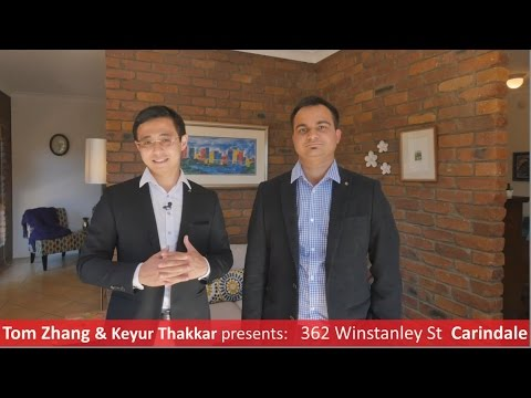 SOLD! Tom Zhang presents - 362 Winstanley Street, Carindale QLD 4152