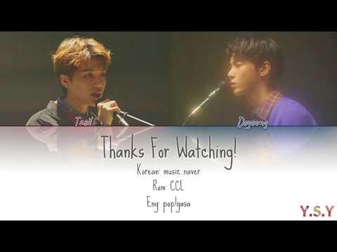 NCT U (엔시티 유) (Taeil (태일) & Doyoung (도영)) - Radio Romance (라디오로맨스) [Han/Rom/Eng Lyrics]