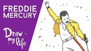 FREDDIE MERCURY - Draw My Life (Español)