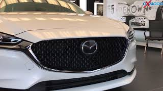 2018 Mazda 6 Grand Touring For Sale, at Oxmoor Mazda in Louisville, KY 40222