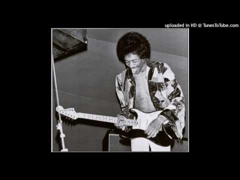 JIMI HENDRIX - Red House - LIVE Stockholm 1970/08/31