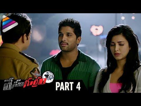 Race Gurram Telugu Full Movie | Part 4 |...
