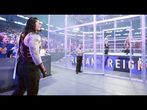 Roman Reigns vs Rusev Full Match --Hell in a Cell 2016 - United States Championship Match