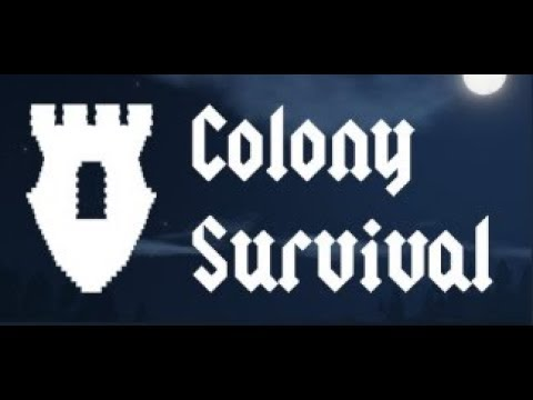 Colony Survival - Tutorial/Let's Play - Episode 4 - Mining Iron & Smelting Ingots!!