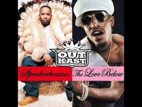 OutKast ft. Sleepy Brown - I can't wait