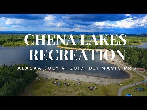 Chena Lakes Recreation Area North Pole Alaska