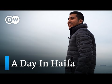 A Local Shows You Haifa | Travel In Israel | A City Tour Of Haifa