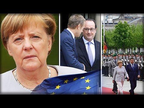 EUROPEAN POLITICAL CHIEFS TO UNVEIL EU SUPERSTATE PLAN