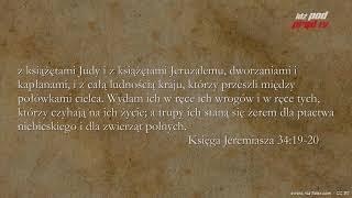 BIBLIA NA CO DZIEŃ: Księga Jeremiasza #34