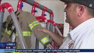 Fort Worth firefighter creates time-saving dryer