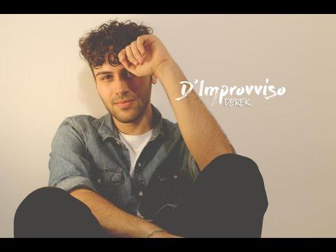 D'improvviso - Lorenzo Fragola (cover by DEREK)