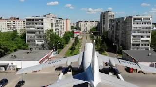 Рыбинск, съемка с квадрокоптера - часть 2