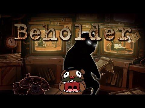 Baer Plays Beholder (Ep. 1) - Illegal Apples
