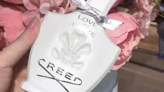 CREED LOVE IN WHITE ☺️