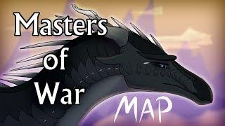 Wings of Fire - Darkstalker Masters of War MAP