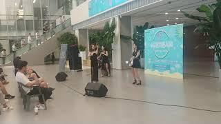 전자현악팀 연주 기업공연 Cancan 캉캉-오펜바흐 노…