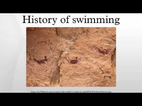history of swimming Matthew webb, a 27-year-old merchant navy captain, becomes the first known  person to successfully swim the english channel captain webb accomplished.