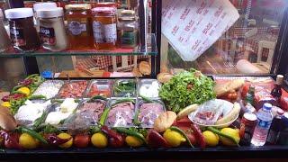 Ekmeği Zorla Kapanan SOĞUK ATOM Sandviç #Sanviç #soğuksandvidç #sokakyememkleri  #food #yummy #yum
