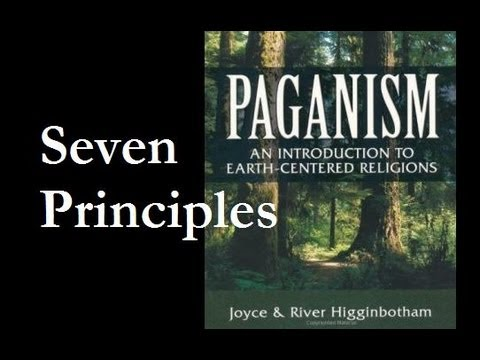 Principles of Paganism (book explanations)