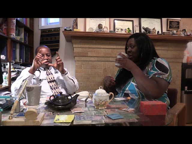 Tea time with Lorna and Dr Oliver Episode 10