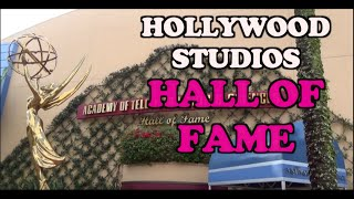 Academy of Television Arts & Sciences Hall of Fame Plaza | Disney