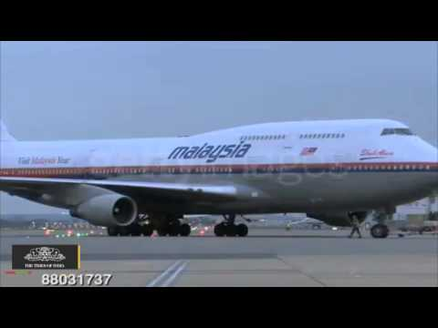 Malaysia Airlines Shares Lose 10% Over Missing Jet - TOI