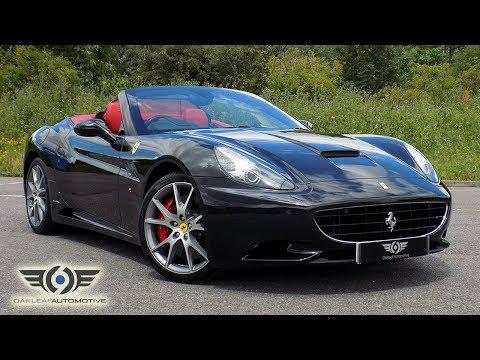 Ferrari California F1 +2