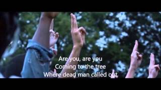 hunger games the hanging tree song (with lyrics