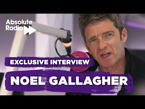 Noel Gallagher - New Music, Wayne Rooney and Bono