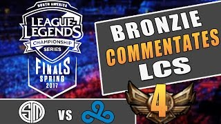 if a bronzie commentated lcs 4   na finals tsm vs c9