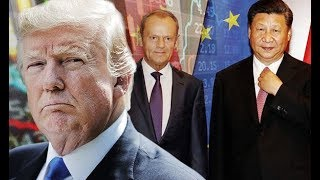 Trump trade war: China and Brussels to team up in fight against US trade crackdown