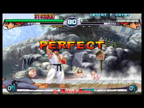 Street Fighter III: 2nd Impact - Giant Attack (Arcade) - (Ryu | Hard Difficulty)