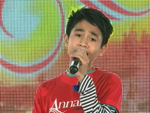 Roel Manlangit singing 'ANNALIZA' at the Bida Kapamilya