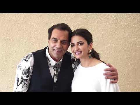 Dharmendra GETS Crazy With Kriti Kharbanda | Yamla Pagla Deewana Phir Se Promotions Mp3