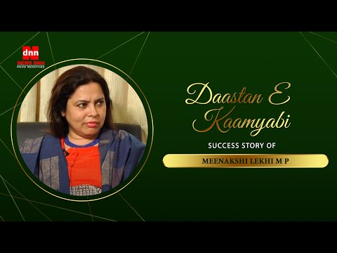 Meenakshi Lekhi Indian Member of Parliament in the Lok Sabha- Dastan E Kamjabi