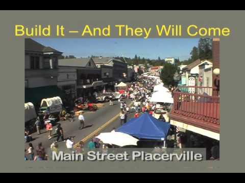 Public Health in the Built Economy in El Dorado County