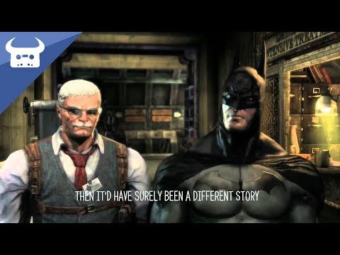 BATMAN RAPS episode 1 | Dan Bull