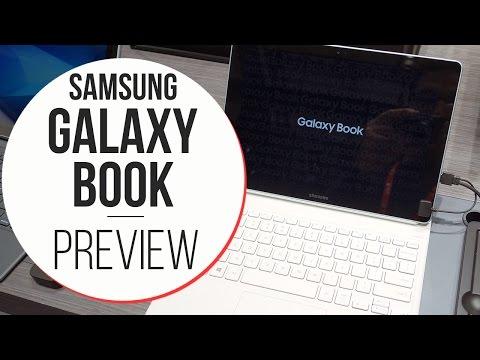Anteprima Samsung Galaxy Book (12 & 10.6 pollici) - MWC 2017