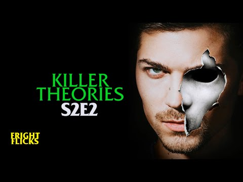 "Scream (Season 2)  | KILLER THEORIES | S2E2 | ""Psycho"""