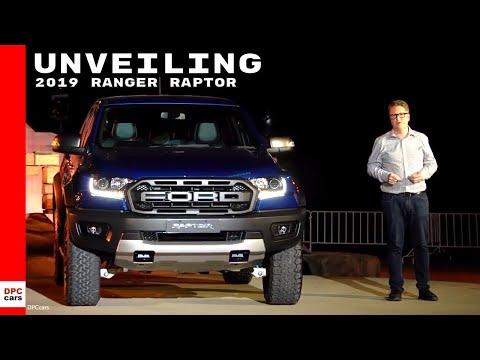 Ford Ranger Raptor 2019 - Unveiling