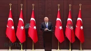 PTV news 24 Agosto 2016 - La Turchia entra ufficialmente nella guerra in Siria