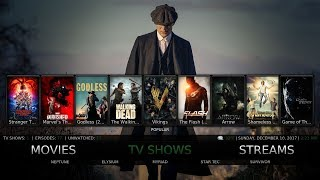 THE BEST KODI 18 BUILD FOR YOUR DEVICE (THE ARTSY MEDIA BUILD)
