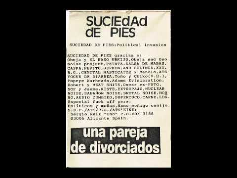 Ruidosis / Suciedad De Pies / Andamio / Brigada Bichera – split tape