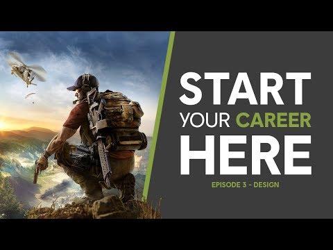Start Your Career Here - Design