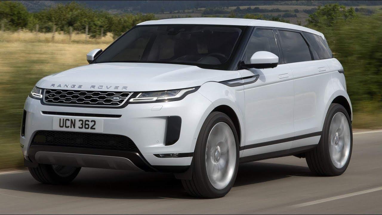 Novo Ranger Rover Evoque 2020 Detalhes E Especificacoes Oficiais