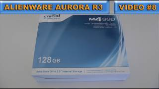 Crucial M4 128GB SSD Benchmark - Aurora R3 Video 8