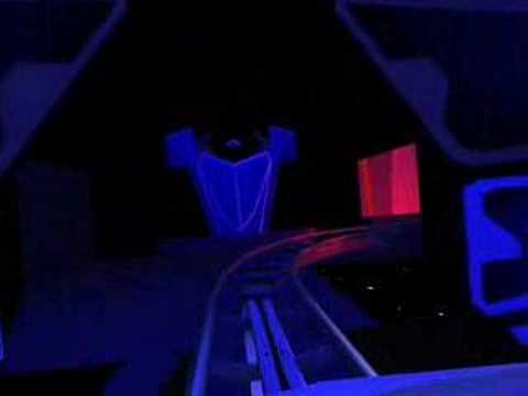 Space Mountain V2.0 [2008] - YouTube